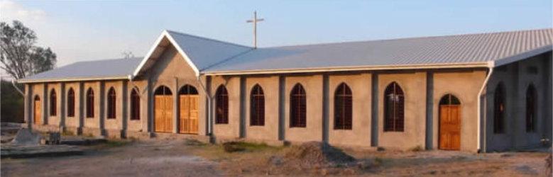 Tabora Cathedral Building, Tanzania