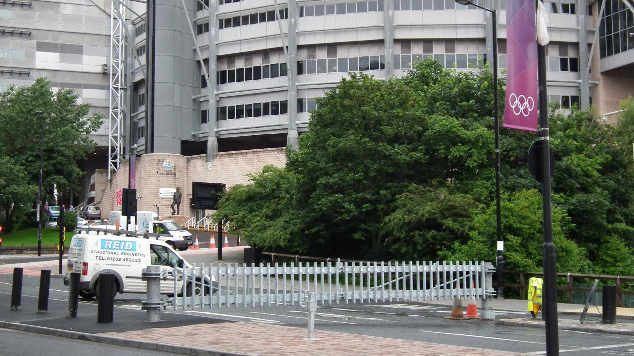 Hostile Vehicle Mitigation Barriers-Image 06