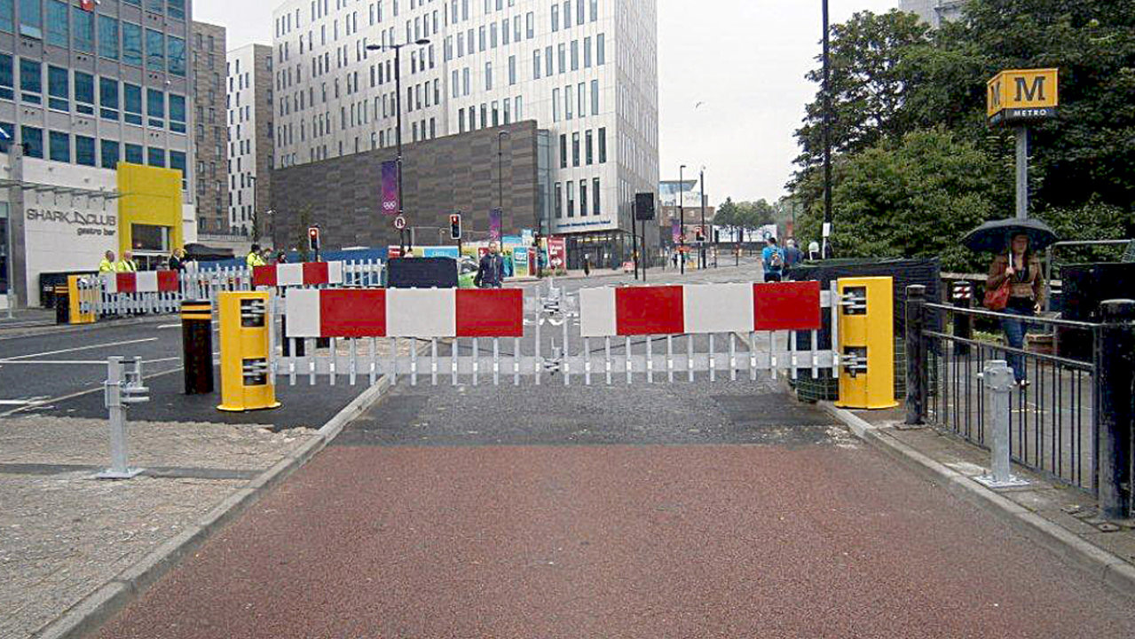 Hostile Vehicle Mitigation Barriers-Image 07