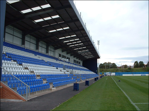 Spectator's Stand for Coventry Rugby Club