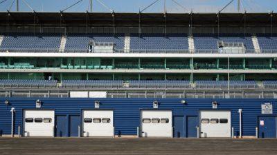 Rockingham Speedway Main Stand Hospitality