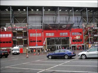 Charlton Athletic Valley Stadium