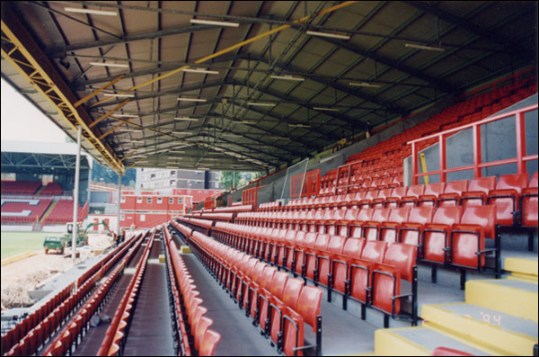 West Stand, Charlton Athletic F.C.