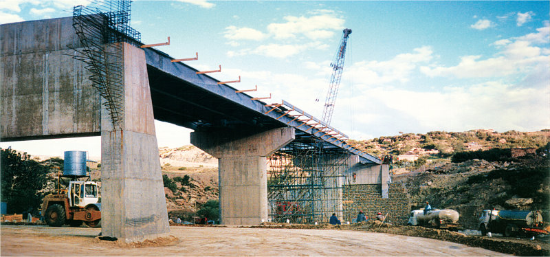 Composite Beam Bridges