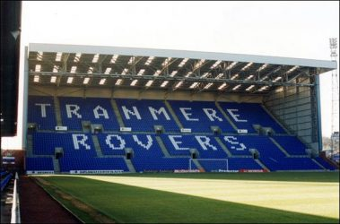 Tranmere Rovers Grandstands